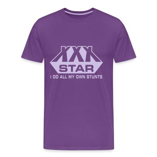 XXX Star - Men's Premium T-Shirt