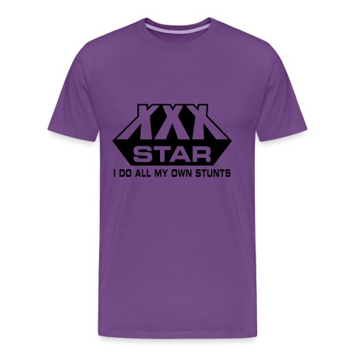 XXX Star - Men's Premium T-Shirt