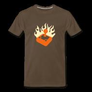 T-Shirts ~ Men's Premium T-Shirt ~ Retro Joystick