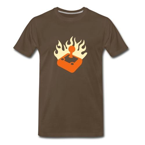 Retro Joystick - Men's Premium T-Shirt