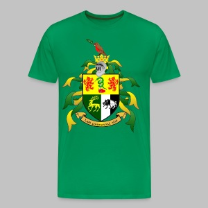 Sullivan Coat of Arms - Men's Premium T-Shirt