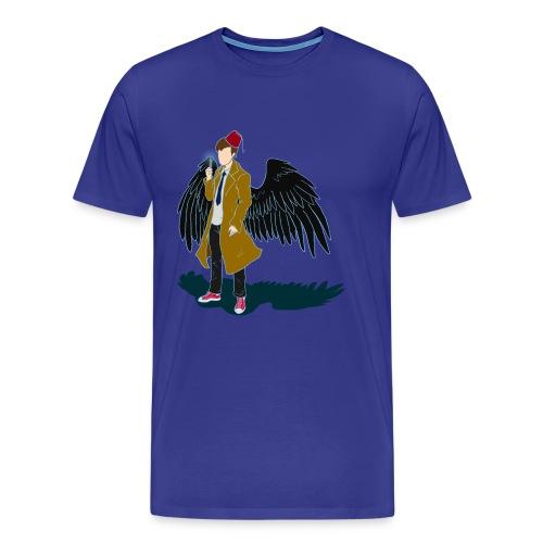 Superwho Forever - Men - Men's Premium T-Shirt