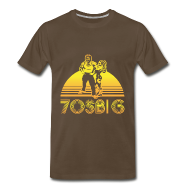 T-Shirts ~ Men's Premium T-Shirt ~ Throwback T-Shirt