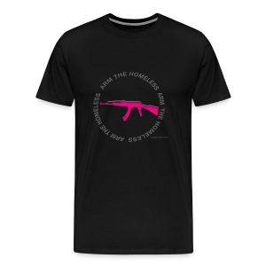 Arm The Homeless - Men's Premium T-Shirt