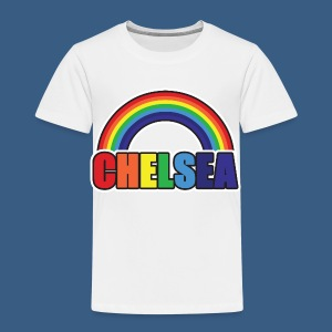 Chelsea Rainbow - Toddler Premium T-Shirt
