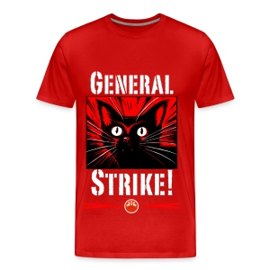 General Strike! (all colors) - Men's Premium T-Shirt