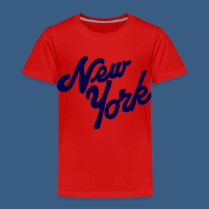 Loopy New York - Toddler Premium T-Shirt
