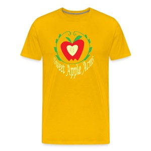 Fresh Picked Apples - Men's Premium T-Shirt