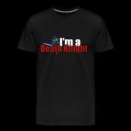 T-Shirts ~ Men's Premium T-Shirt ~ Death Knight shirt male