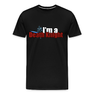 T-Shirts ~ Men's Premium T-Shirt ~ Death Knight shirt male