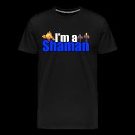 T-Shirts ~ Men's Premium T-Shirt ~ Shaman shirt male