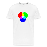 T-Shirts ~ Men's Premium T-Shirt ~ RGB (White)