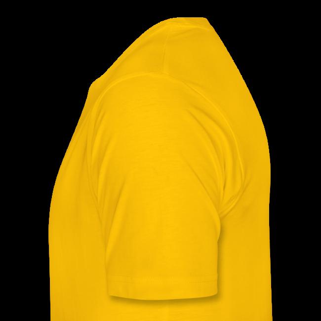 Men's Premium T-Front-BK-neon