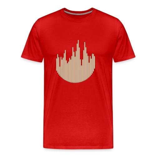 Crank Up the Night - Men's Premium T-Shirt