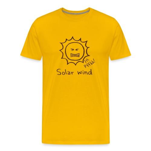 Solar Wind - Men's Premium T-Shirt