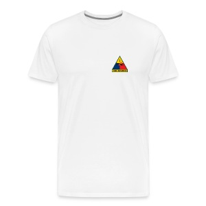 1st Armored - Men's Premium T-Shirt