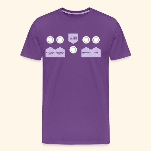 Hyperspace - Men's Premium T-Shirt