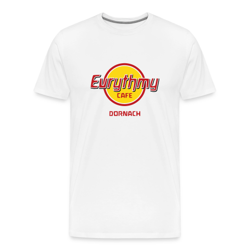 Eurythmy Cafe Dornach - Men's Premium T-Shirt