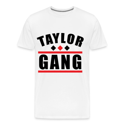 Taylor Gang tee - Men's Premium T-Shirt