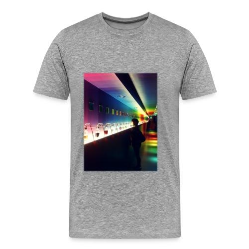Colorize Desaturation - Men's Premium T-Shirt