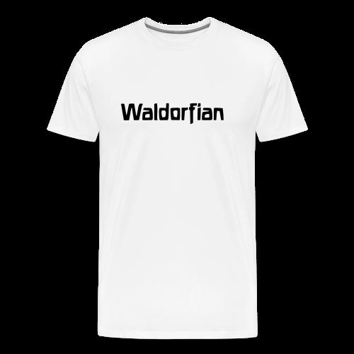 Waldorfian - Men's Premium T-Shirt