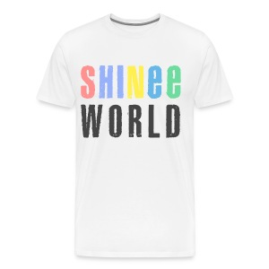 [SHINEE] SW Concert - Men's Premium T-Shirt