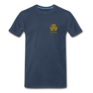 shamrock 5 star T-Shirts