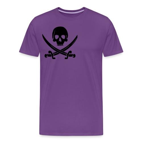 PURP - Men's Premium T-Shirt