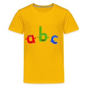 ABC T-Shirt - Kids' Premium T-Shirt