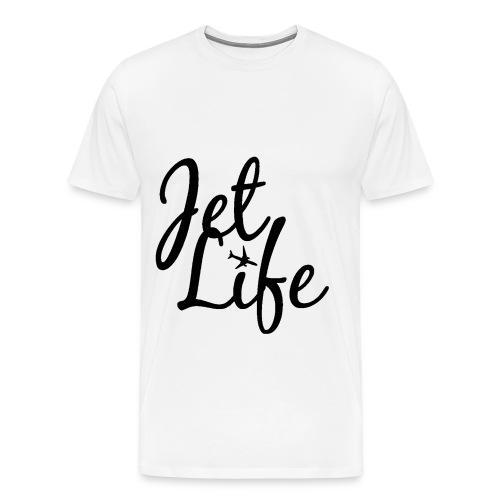 JetLife T-Shirt - Men's Premium T-Shirt