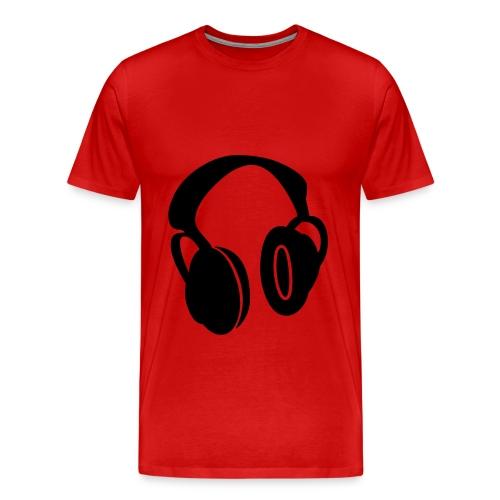 music to my ears - Men's Premium T-Shirt