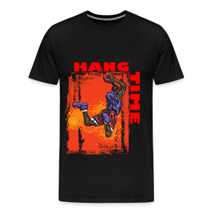 Basketball - Hang Time - Men's Premium T-Shirt