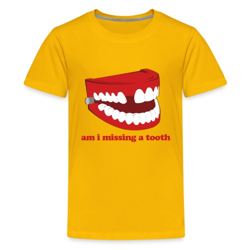 Hangover Missing Tooth - Kids' Premium T-Shirt