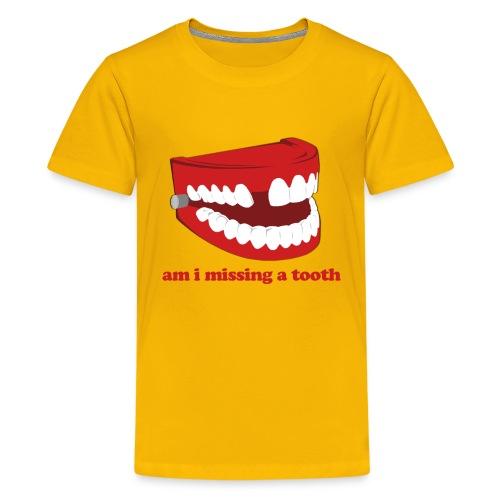 Hangover Missing Tooth - Kids' Premium T-Shirt