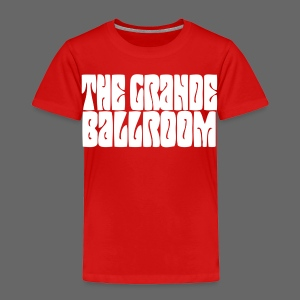 The Grande Toddler T-Shirt - Toddler Premium T-Shirt
