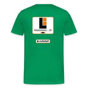 sarang station crew - Men's Premium T-Shirt