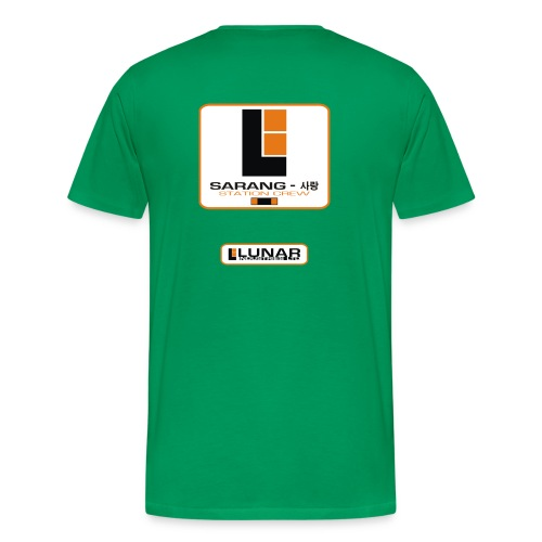 sarang station crew - Men's Premium T-Shirt
