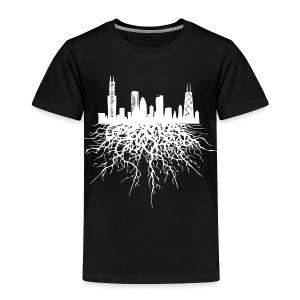 Chicago Roots - Toddler Premium T-Shirt