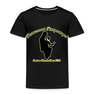 Rancourt Fistpumps -- Toddler - Toddler Premium T-Shirt