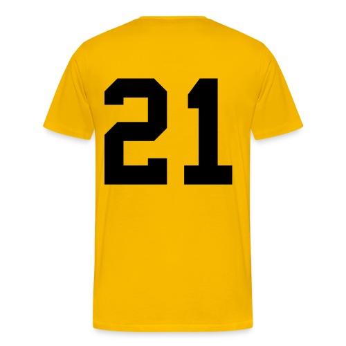 Baeball Slugger - Men's Premium T-Shirt