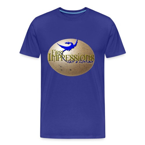 First Impressions - Men's Premium T-Shirt