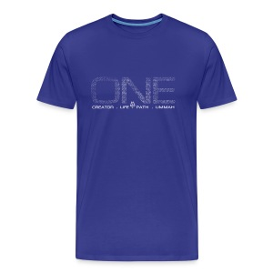 One God T-shirt - Men's Premium T-Shirt