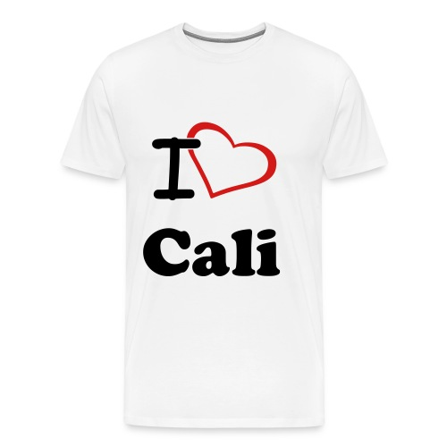 Cali Love - Men's Premium T-Shirt