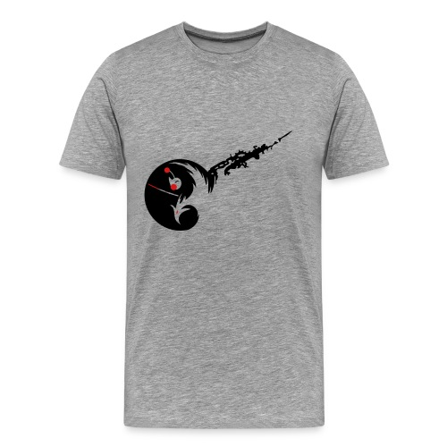 Moogle Warrior Tee - Men's Premium T-Shirt