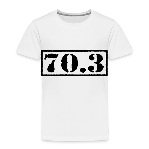 Top Secret 70.3 - Toddler Premium T-Shirt