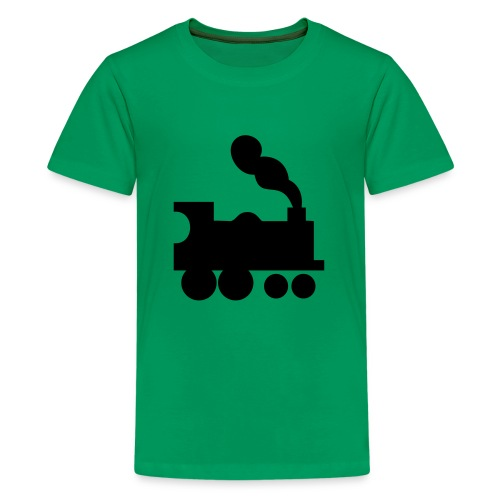 Train - Kids' Premium T-Shirt