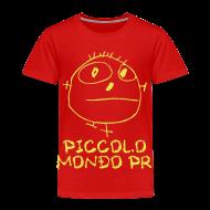 Baby & Toddler Shirts ~ Toddler Premium T-Shirt ~ Piccolo Kids Boy