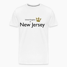 United Kingdom of New Jersey T-Shirts