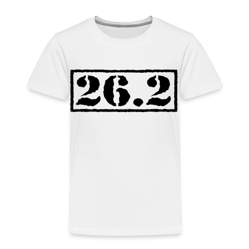 Top Secret 26.2 - Toddler Premium T-Shirt