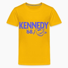 Kennedy 1968 President Kids' Shirts